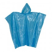 Pelerina poncho Autumn Blue