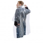 Pelerina poncho Autumn Transparent