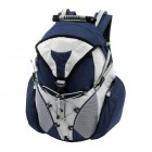 Rucsac Cross Weatherproof Blue Grey