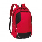 Rucsac Round Red Black