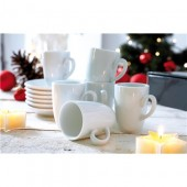 Set espresso Buongusto Fine Bone China